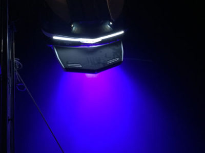 gallery - liquid lumens | underwater lights for boats | dock lighting, Reel Combo